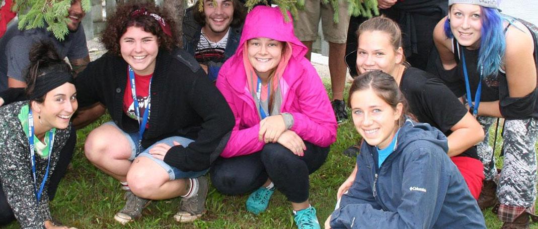 En savoir plus sur le camp pour ados - Camp Boute-en-train - Camp de vacances et de plein air quatre saisons