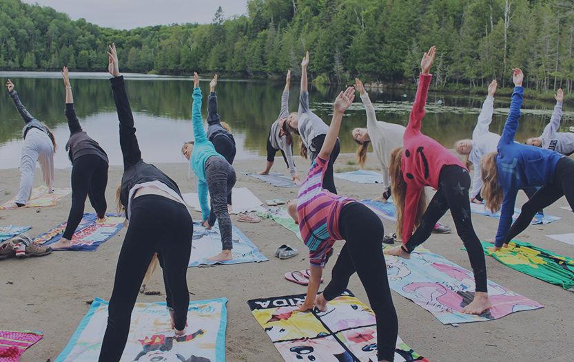 Camp spécialisé danse - Camp Boute-en-train - Centre de vacances et de plein air quatre saisons